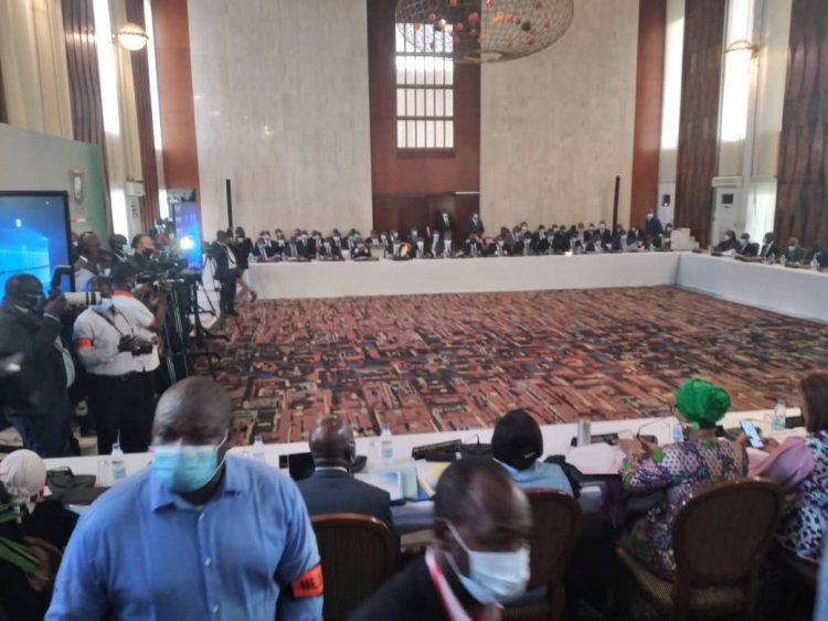 Côte d'Ivoire-Séminaire gouvernemental : notre tâche ne sera ni simple, ni douce, ni légère (Patrick Achi)
