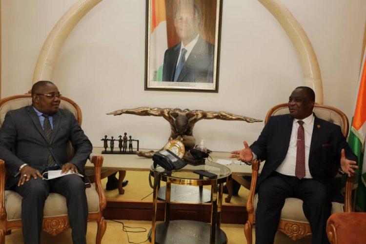 Côte d'Ivoire : Serey Doh Célestin s'est engagé dans le RHDP sans tricherie (Kobenan Adjoumani)