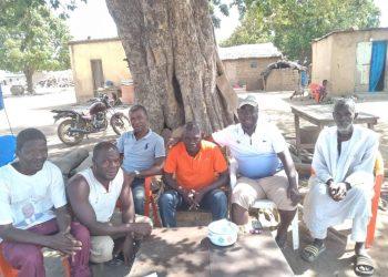 Dans ce témoignage recueilli le lundi 12 avril 2021, avant l'explosion d'une ancienne mine, Bamba Tiemoko, chef du village de Kafolo