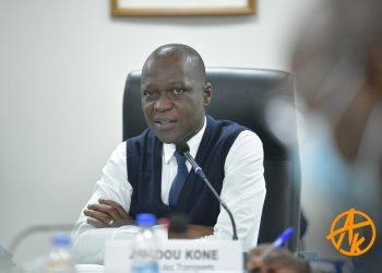 Le Ministre des Transports, Amadou Koné informe les candidats aux examens, que pour des raisons d'enquêtes approfondies et de nécessité