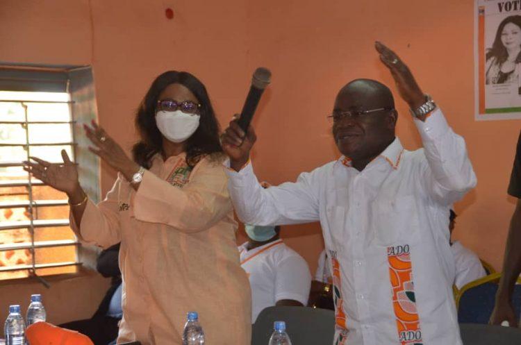 Niakara : Kalil Konaté enthousiaste après la victoire de la candidate du Rhdp aux législatives partielles 2021