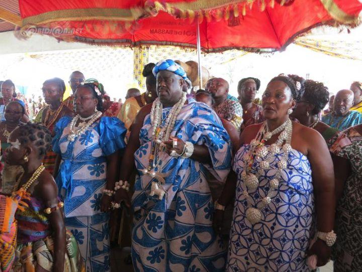 Communiqué de presse N°2 Le 30e anniversaire de l'intronisation de Sa Majesté Nanan Kanga Assoumou placées sous le haut Patronage du Président du Conseil économique, social, environnemental et culturel