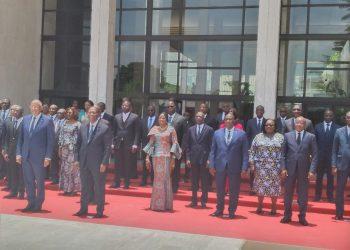Le premier conseil des ministres du gouvernement Patrick Achi 1 a eu lieu ce mercredi 7 avril 2021 au palais présidentiel.
