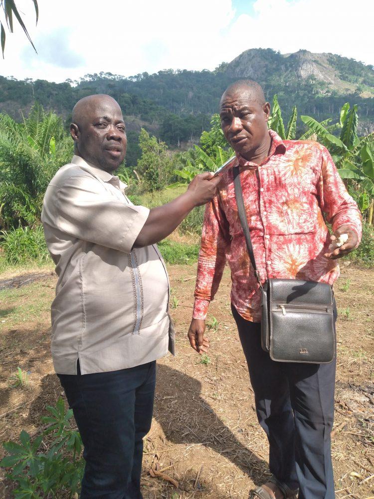 Mont Peko :  les WE ne sont plus propriétaires,  comment nous avons accueilli la condamnation de Amade Oueremi (Ouonhouli Daniel)