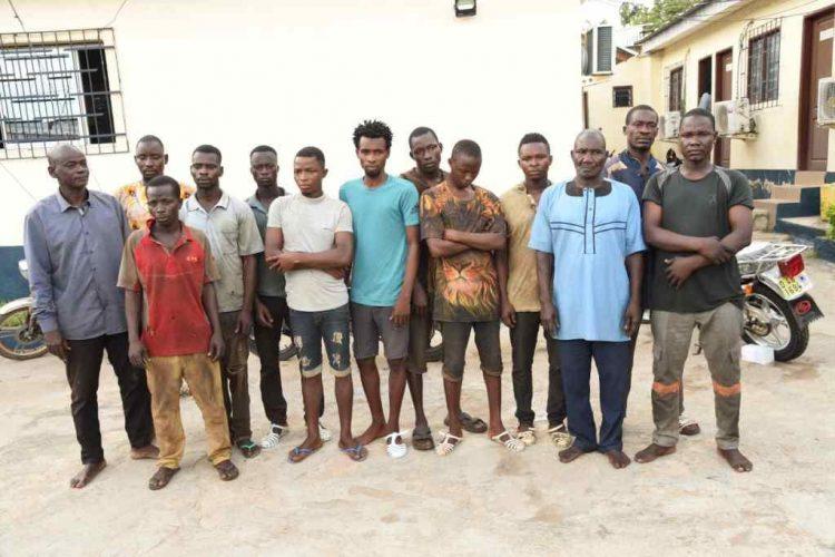 Une opération de police, dénommée ''Nawa 2'' s'est déroulée les 6 et 7 mai 2021 dans la zone cacaoyère de Soubré dans la région de la Nawa
