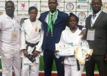 Trois médailles ont été décrochées par les Ivoiriens à Dakar au Sénégal à la faveur des 42es championnats d'Afrique de Judo