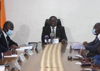 A 24 mois de la CAN COTE D'IVOIRE 2023, les infrastructures sportives et connexes, préalables à toute compétition de ce niveau étant bien