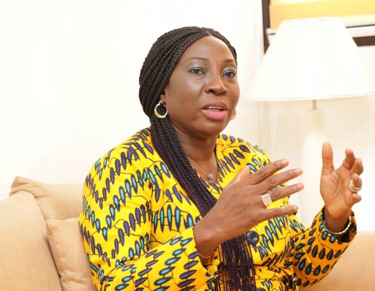 """Le lundi 28 juin 2021, à l'ouverture à Abidjan du séminaire des ambassadeurs intitulé """"Contribution de la diplomatie économique à la mobilisation des financements extérieurs pour la mise en œuvre du Programme national du développement (PND) 2021-2025, et des objectifs de développement durable (ODD) 2030 de l'ONU"""", Kandia Camara, ministre d'État ministre ivoirienne des affaires étrangères, de l'intégration africaine et de la diaspora, a salué l'initiative de ses collaborateurs."""