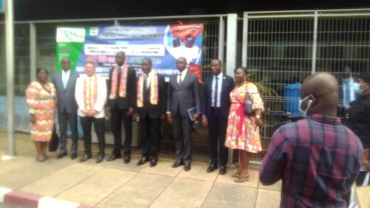 «Je ne suis plus du secteur, je suis devenu politique », a annoncé Aby Raoul, Pdg du Csi Pole polytechnique, par ailleurs parrain de la 2è édition des Journées nationales de l'évaluation de la conformité(Jnec) qu'il a ouvert ses portes, le mardi 8 juin 2021 à l'immeuble Cgrae-Umoa à Abidjan-Plateau.