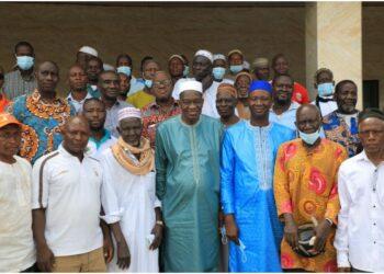 Gaoussou Touré, qui a appris sa nomination en qualité de ministre-gouverneur du District autonome du Denguélé, alors qu'il se trouvait à Odienné, est déjà au travail avec un projet de modernisation de la riziculture.