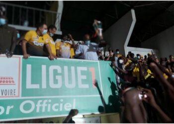 L'ASEC Mimosas a remporté le championnat national de 1ère Division dénommé Ligue 1 à l'issue de son match nul (0-0) face au FC San pedro en match de la 6ème et dernière journée de la Super Division de football samedi 26 juin 2021 au stade Robert Champroux de Marcory à Abidjan. C'est le 27ème titre du club jaune et noir.