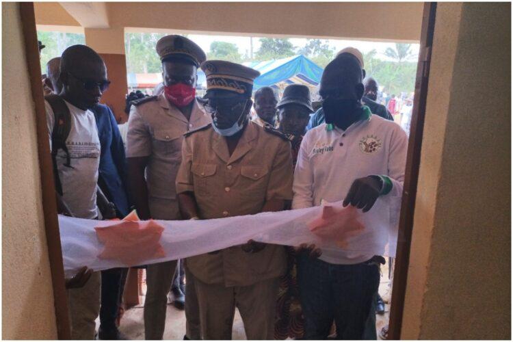 """"""" Chers Parents, ne privez pas vos enfants du droit d'aller à l'école """", a lancé le président du conseil d'administration de la société coopérative Soceadahs, Souleymane Rabolom. Il s'exprimait le samedi 19 juin 2021 à l'occasion de l'Assemblée annuelle de ladite société coopérative qui s'est tenue dans le village de Tourékro dans le département de Zoukougbeu."""