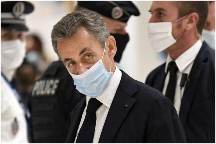Communiqué de presse annonçant l'organisation par l'UIJA du Procès, même symbolique, de Sarkozy dans un pays africain en 2022.