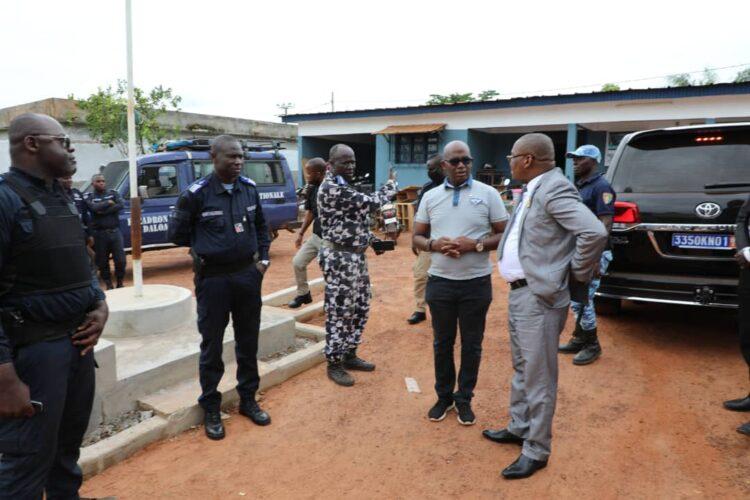 Lâchement assassinée par son petit ami originaire de la Guinée Conakry dans la nuit du 27 au 28 juin 2021 dans le village de Tieni Seably, département de Facobly, région du Guémon (ouest), Gueï Nadia Charlène 17 ans venait de passer le Bepc cette année.