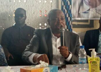 Koné Katinan, vice-président du FPI pro-Gbagbo chargé de l'économie et des finances, porte-parole de l'ex Président Laurent Gbagbo rejette toute idée de retraite politique pour Laurent Gbagbo, et répond indirectement à Touré Mamadou, sans dire le nom de celui-ci.