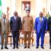 Le Ministre des Finances de la République Démocratique du Congo, Nicolas Kazadi, au nom de Son Excellence Monsieur le Président de la RDC, Felix Antoine Tshisekedi, soutient activement le candidat Faustin Luanga, pour le poste de Secrétaire Exécutif de la Communauté de Développement de l'Afrique Australe (SADC) en faisant du lobbying dans plusieurs Etats Membres.