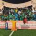 La formation ghanéenne de Hasaacas Ladies FC du Ghana a remporté jeudi 5 août 2021 à Abidjan, la première édition de la Ligue des Champions de football de la Zone UFOA B en battant en finale l'équipe de Rivers Angels FC du Nigeria par 3-1 (mi-temps (2-1).