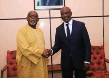 « C'est le congrès de l'Afrique », assure le ministre ivoirien de l'Economie numérique, des télécommunications et de l'innovation, Roger Félix Adom, le samedi 7 août 2021, au sujet du 27ème congrès de l'Union postale universelle (UPU) à Abidjan.