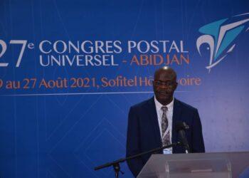 Présent à Abidjan pour les assises du 27ème congrès de l'Union postale universelle, Sifundo Chief Moyo, nouveau secrétaire général de l'Union panafricaine des Postes (UPAP) considère le e-commerce comme une niche pour le secteur des Postes en Afrique.