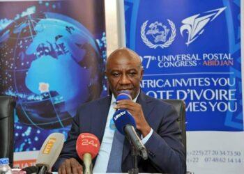 Le 27ème Congrès de l'Union postale universelle (UPU) a ouvert ses portes à Abidjan en Côte d'Ivoire, le lundi 9 aout 2021. Lors de la cérémonie d'ouverture présidée au Sofitel Hôtel Ivoire à Cocody par le Premier ministre Patrick Achi qui y représentait le président de la République Alassane Ouattara , le ministre ivoirien de l'économie numérique, des télécommunications et de l'innovation, Roger Felix Adom a situé l'objectif principal du Congrès.