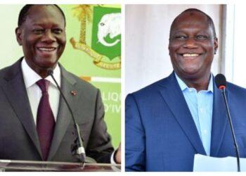 Confiné avec son épouse à Abidjan pendant deux semaines pour avoir été testé positif au Covid-19, le chef de l'État Alassane Ouattara a été testé négatif selon le communiqué de la présidente m mercredi 18 août 2021.