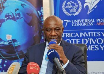 Le 27e Congrès de l'Union postale universelle ( UPU), tenu à Abidjan en Côte d'Ivoire, du 9 au 27 août 2021, aura été un succès. Pour qu'il soit ainsi, le Ministre de l'Economie numérique, des Télécommunications et de l'Innovation, Roger Félix Adom, qui a piloté l'organisation, a su mettre les petits plats dans les grands. Il a été au four et au moulin pour répondre à toutes les attentes et réussir cette organisation.