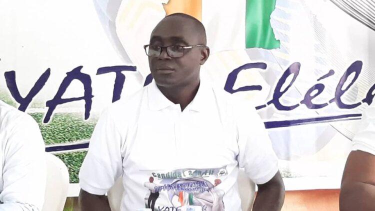Dans l'attente des règles et du mode opératoire que le comité de normalisation annoncera, Yaté Elélé Jean-Baptiste déclare sa candidature à la présidence de la Fédération ivoirienne de football (Fif), dont l'élection est prévue avant fin décembre 2021.