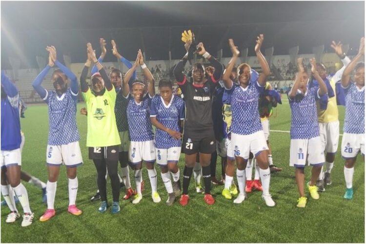 Hasaacas Ladies FC du Ghana et Rivers Angels FC du Nigeria représenteront l'UFOA B à la phase finale de la première édition de la Ligue des Champions féminine de football.