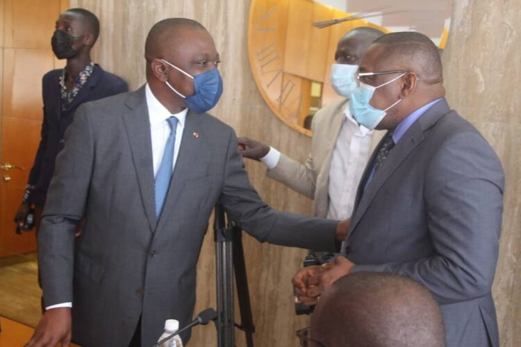 Après trois semaines de vacances, les membres du gouvernement ont repris le chemin du palais présidentiel en vue des classiques conseils de ministres, ce mercredi 8 septembre 2021, en présence du président de la république, Alassane Ouattara et du premier ministre, Achi Patrick.