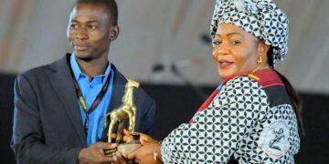 La ministre ivoirienne de la Culture et des Industries des arts et du spectacle, Arlette Badou, est satisfaite de la présence ivoirienne à l'occasion de la 27ème édition du Fespaco à Ouagadougou qui s'est tenue du 16 au 24 octobre 2021.